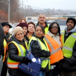 Bus monitors speak out about privatization efforts
