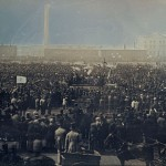 Great Chartist Meeting, London 1848