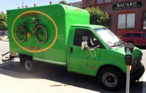 Curbside Cyles Truck