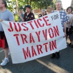 Providence stands up for Trayvon Martin
