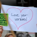 Unitarian Universalists come out big in support for fair wages in Rhode Island