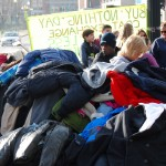 Buy Nothing Day Winter Coat Exchange to be conducted at 14 sites around RI