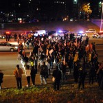 VIDEO: Providence Ferguson protesters block I-95