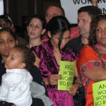 Hotel worker Auro Rodriguez: 'Mayor Taveras, we are just like your mother'