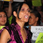 Fired Hilton Hotel workers ask City Council, Taveras for support