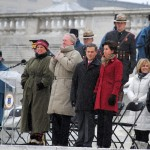 Raimondo inauguration a chill affair