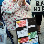 Bus riders protest proposed RIPTA rate hikes on seniors and disabled