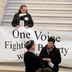 Video from the 7th Annual RI Interfaith Coalition to Reduce Poverty Vigil