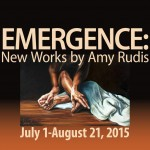 The 'Emergence' of painter Amy Rudis