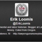The Right Needs A Head On A Stick; Erik Loomis' Will Do