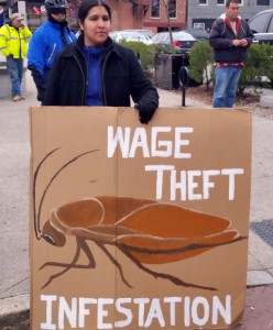 Gourmet Heaven in Providence accused of wage theft