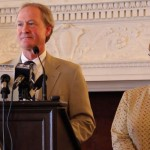 Linc Chafee Was MIA at Netroots Conference