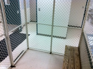 Hudson Police Department Holding Cell