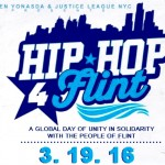 Hip Hop 4 Flint in Providence Saturday