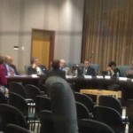 ACLU: Board of Ed. violates open meeting law again