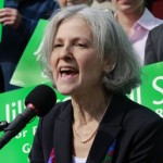 Green Candidate Jill Stein Speaks in Providence