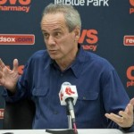 Larry Lucchino's losing record in San Diego