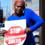 Protest to end wage theft at McDonalds in Providence