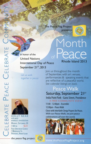 Month of Peace