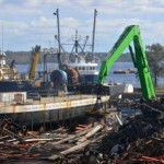 "Save the Bay: ""Grave Concerns"" Over Polluting Waterfront Junkyard"