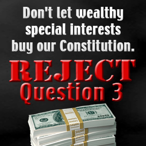 No on Question 3