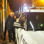 Peter Nightingale is arrested at Sen Sheldon Whitehouse's Providence office.