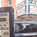 Avon Theater owner Richard Dulgarian on Thayer Street parking meters