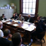 The Senate Finance Committee hears tax code amendments proposing to drop the corporate income tax rate by 2 percent over the next three years. (Photo: Dave Fisher)