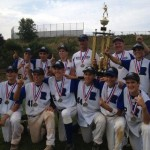 Rhode Island teens win international baseball event in Cooperstown, NY.