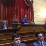 Raimondo's budget addition allows employers vast discretion on abortion coverage for workers
