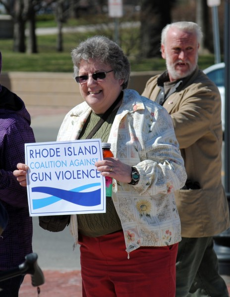Rally Against Gun Violence 008