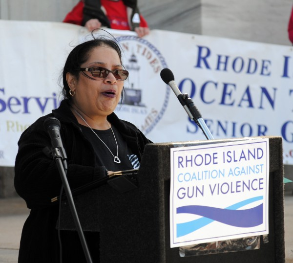 Rally Against Gun Violence 043