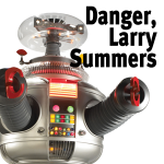 Larry Summers: It's not the rich, it's the ROBOTS!