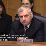 Jack Reed takes it to the banks and their regulators
