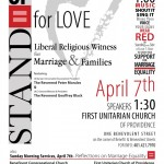 Local Churches Push For Marriage Equality Sunday