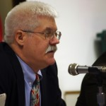 Tom Gentz, town manager of Charlestown