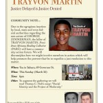 Community Forum on Trayvon Martin Murder