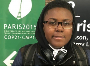COP21: Victoria Barrett, the teen suing Obama over climate change