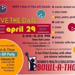 April 29: WHEF Bowl-a-Thon