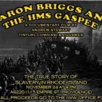 AARON BRIGGS AND THE HMS GASPEE: How white supremacy still reigns in RI