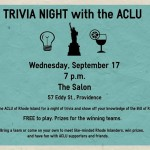 Trivia night with the ACLU