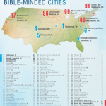 Providence last in 'Bible-mindedness'