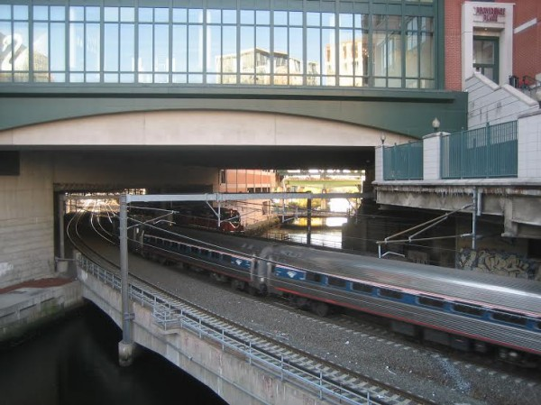 amtrak pvd
