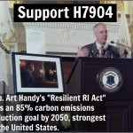 Art Handy explains his 'Resilient RI' bill