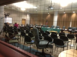 board of education executive session