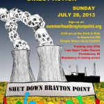 Activists hope to shut down Brayton Point Sunday