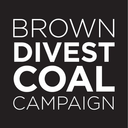 brown divest coal