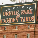 Camden Yards, Baltimore, one of Larry Lucchino's so-called 'successes'.