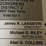 Collins' Own Email Poll Shows Different Results