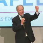 Linc Chafee wages a peace campaign for president